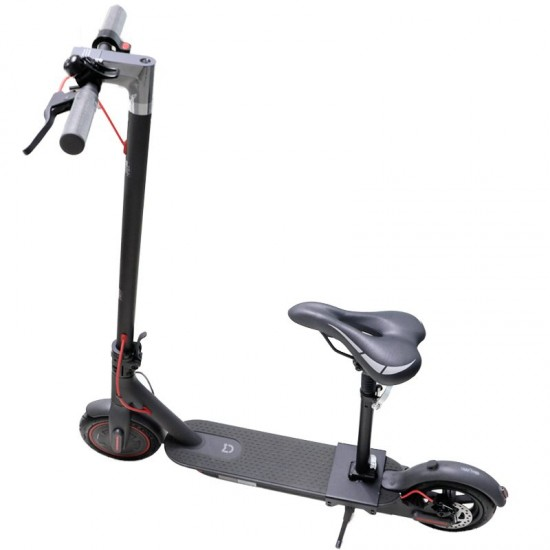 Black Seat For Electric Scooter Xiaomi Pro