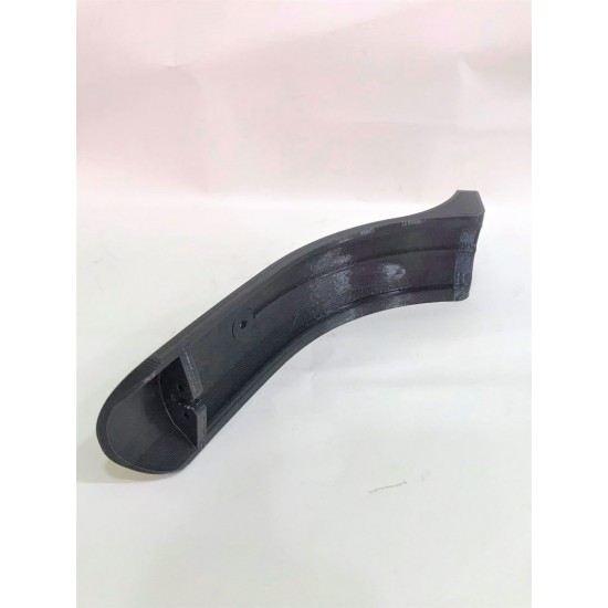 3D Rear Wing For Xiaomi Electric Skate Black