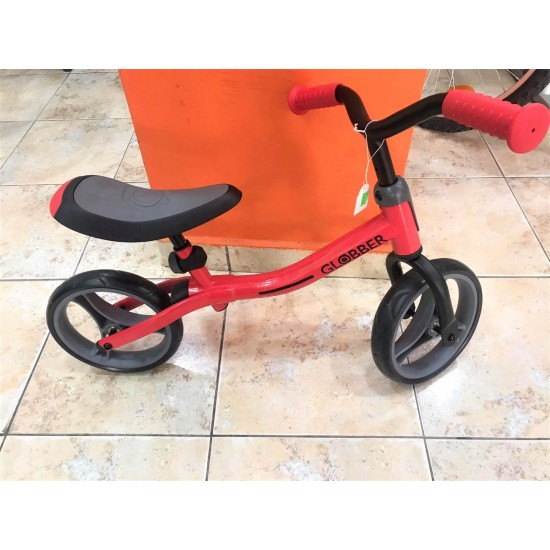 Globber Kids Balance Go Bike Red