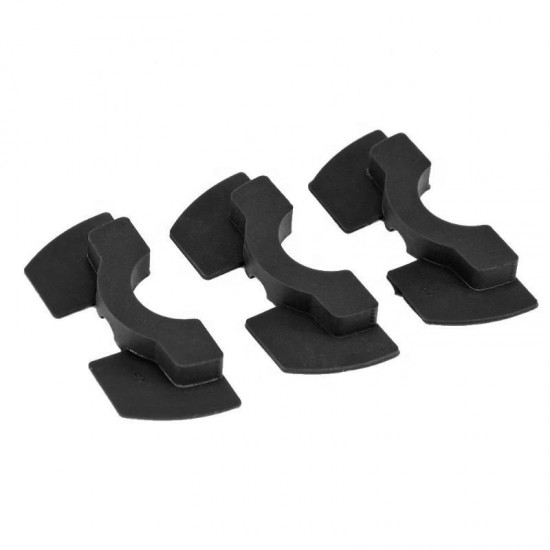 Rubber for Shock Absorption Black Xiaomi M365 / Xiaomi M365 PRO