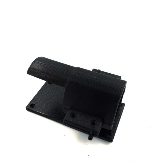 3D Extra Battery Holder For Xiaomi Electric Skates Black