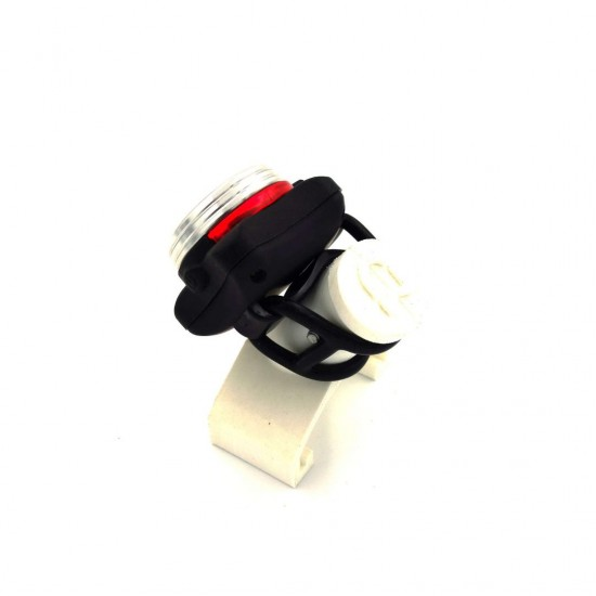 Round Light Red USB Xiaomi M365 / Xiaomi M365 PRO