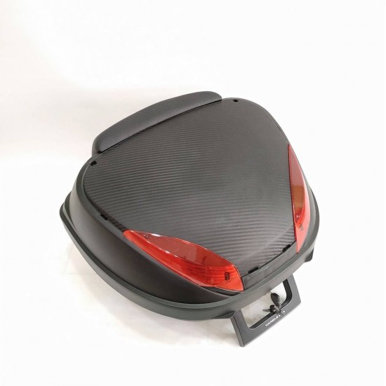Baggage - Suitcase Large For Moto Black