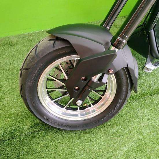 M1 Chopper Electric Scooter 2000W Black