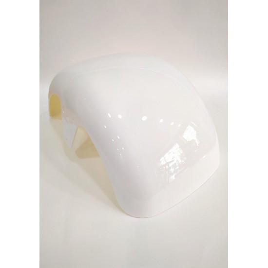 City Coco Front Wing White