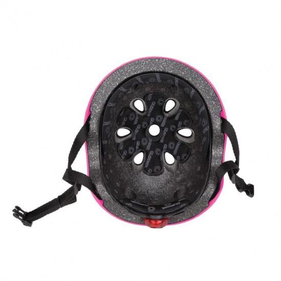 Globber Helmet With Light Pink