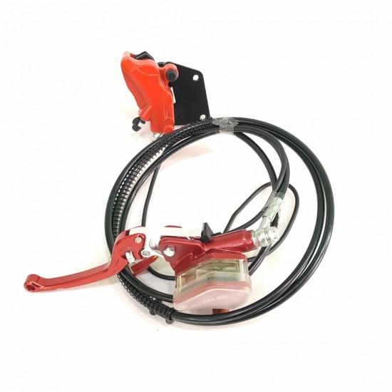 Chopper Mi Rear Brake Set