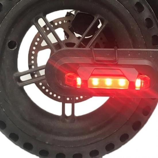 Side Light USB Red