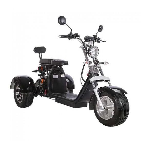 City coco 3 Wheels Βlack