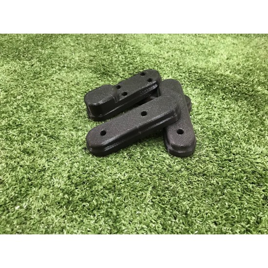 3D Fork Side Covers Black For Xiaomi Electric Scooter